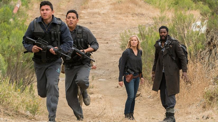 Fear the Walking Dead prijsvraag