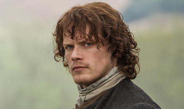 Outlander-Jamie