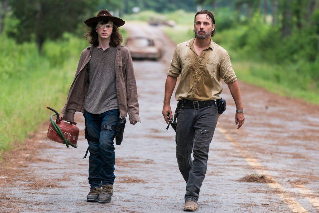 Recap van The Walking Dead