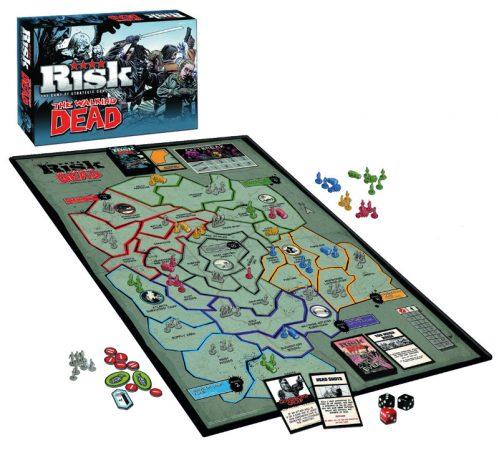 Walking Dead Risk