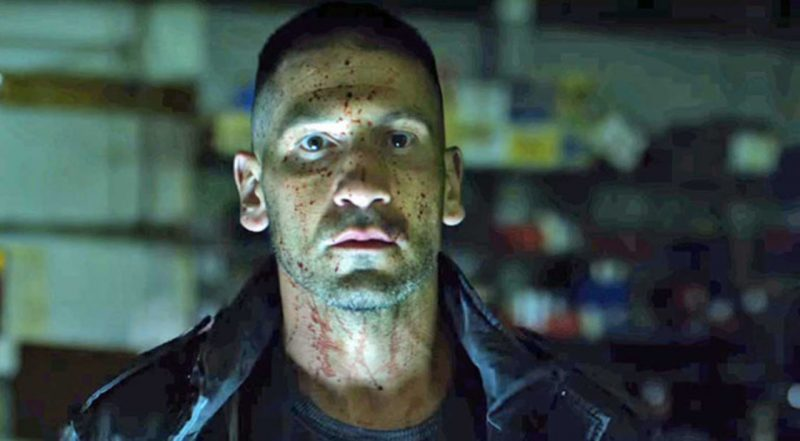 personages in The Punisher