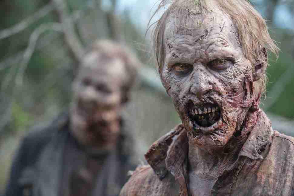 Walking Dead twist