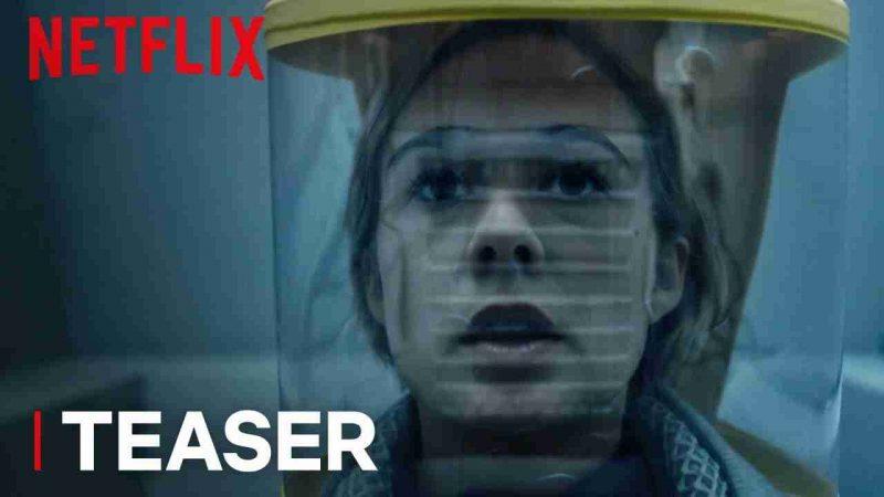 Netflix- serie The Rain