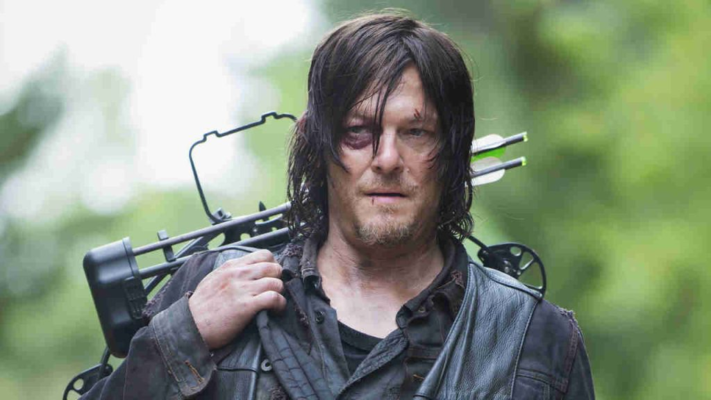 The Walking Deads Daryl