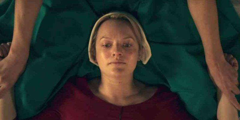 trailer van The Handmaid's Tale