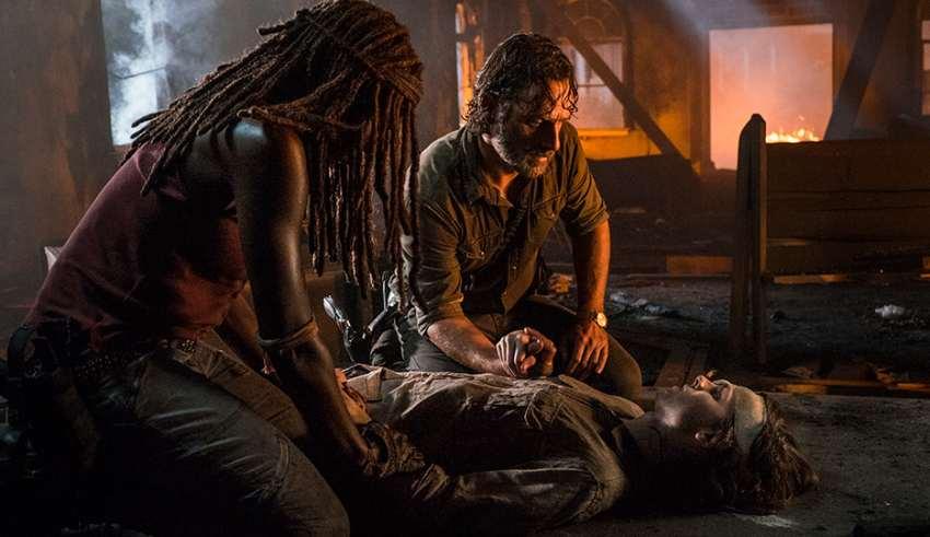 Seizoen 8 van The Walking Dead