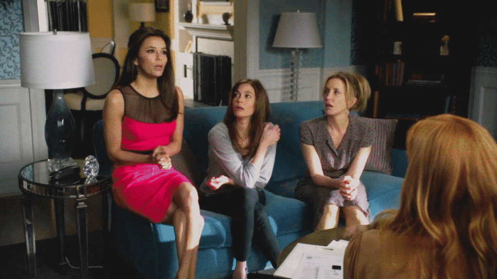 serie Desperate Housewives