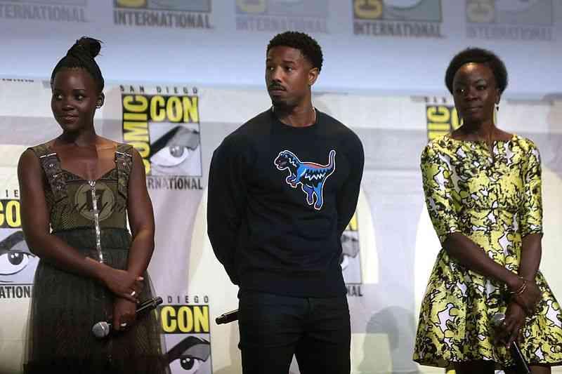 Black Panther acteurs