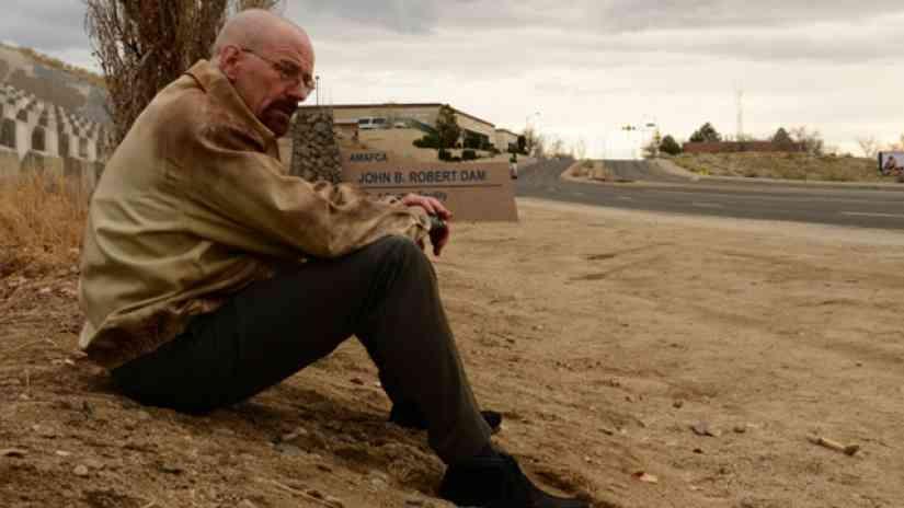 seizoen 5 van Breaking Bad