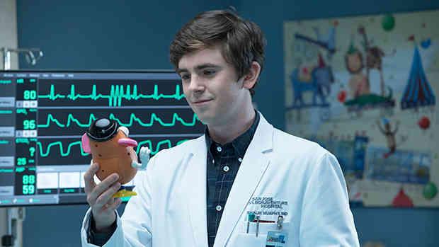 Recap van The Good Doctor