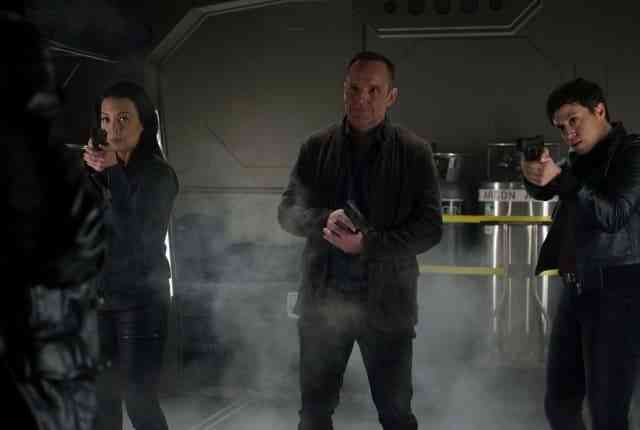 serie Agents of S.H.I.E.L.D