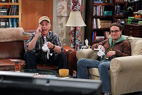 laatste seizoen van The Big Bang Theory