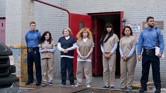 Orange is the New Black seizoen 7
