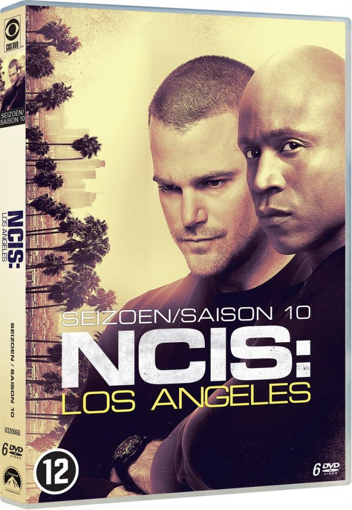 NCIS: Los Angeles seizoen 10