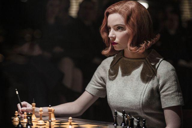 redenen om The Queen's Gambit te kijken