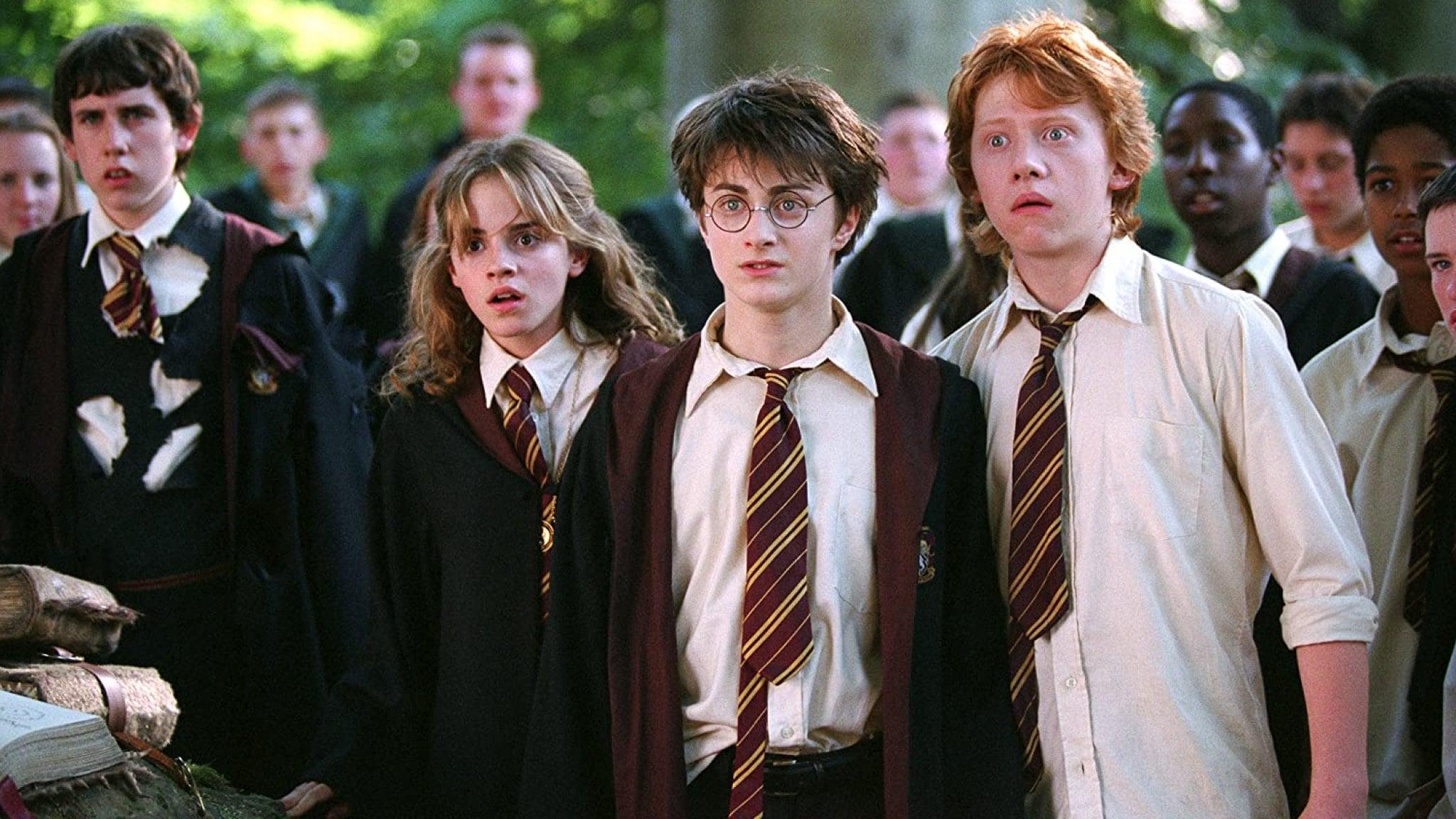 Harry Potter serie
