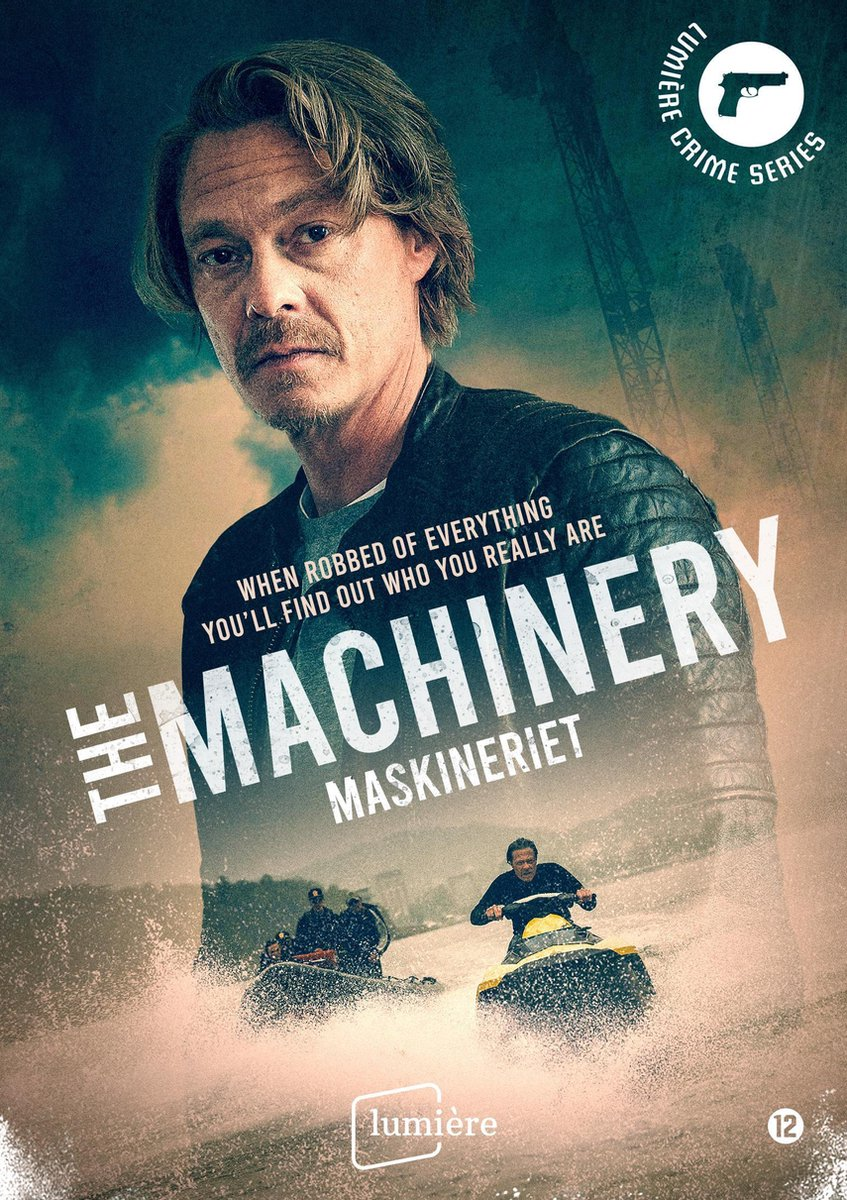 serie The Machinery
